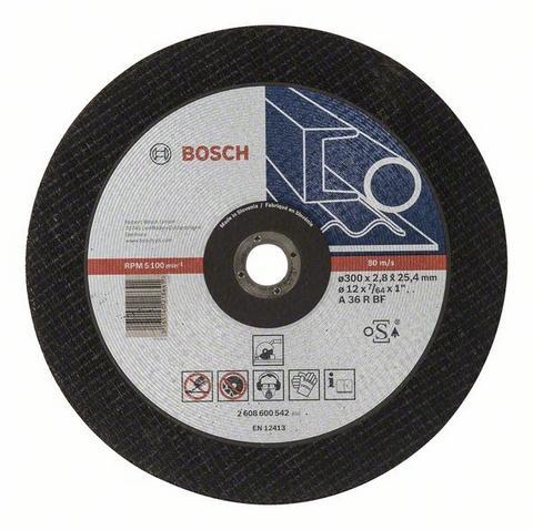 Диск отрезной Bosch 2608600542