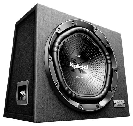Сабвуфер автомобильный Sony XS-NW1202E XS-NW1202E/Z