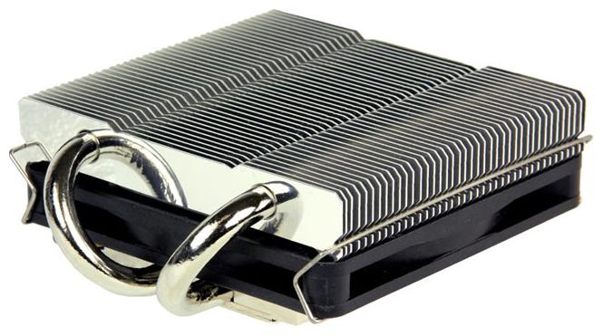 Scythe Kodati (SCKDT-1000) - для процессора; вентиляторов 1 (80x80x10 мм); 800 - 3300 об/мин; радиатор - алюминий+медь • LGA775, LGA1150