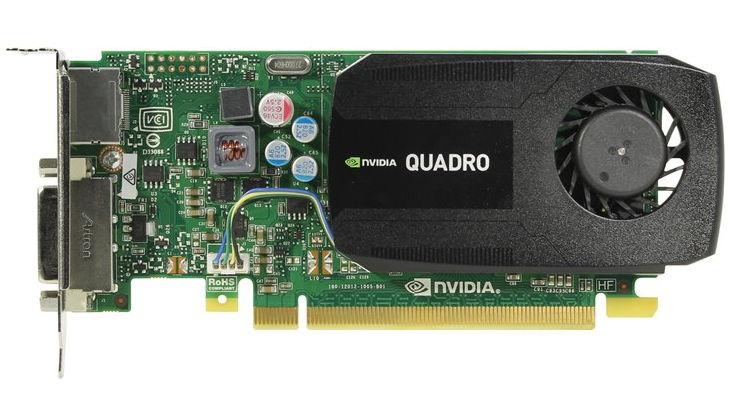 Видеокарта PNY Quadro K420 PCI-E 2.0 2048Mb 128 bit DVI, VCQK420-2GBBLK-1