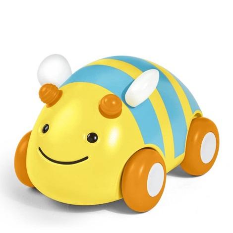Развивающая игрушка Skip Hop Explore and More Pull & Go Car in Bee (Пчелка)