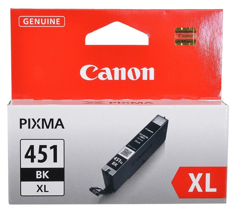 �������� �������� Canon CLI-451BK XL Black 6472B001