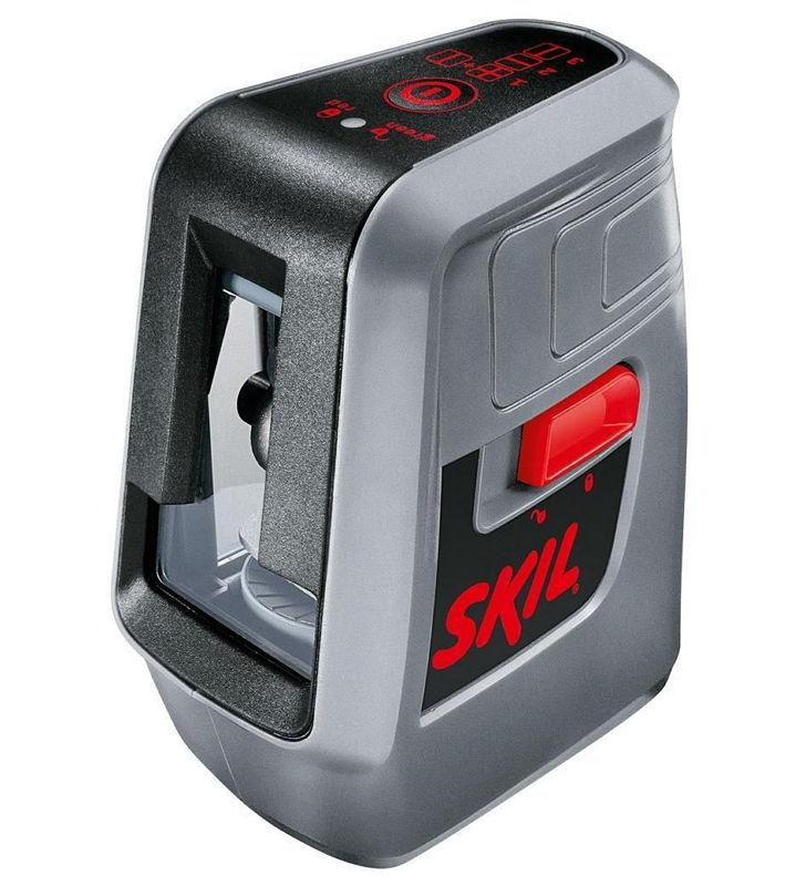 Skil F0150516AD - Лазерный нивелир; 10 м; лучей 3; выравнивание ручное и автоматическое
