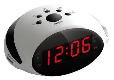 Радиобудильник Rolsen CR-170W, white 1-RLDB-CR-170W