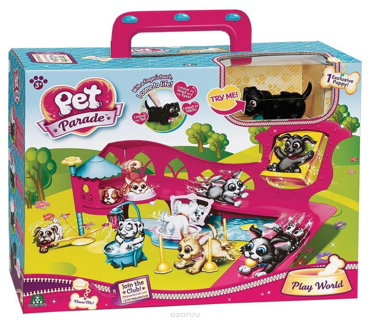 Pet Parade Выставка животных