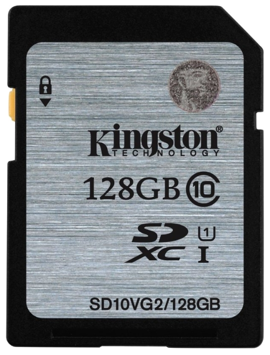 Kingston SD10VG2/128GB