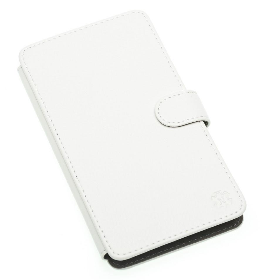 Time Norton для ASUS Zenfone 4 (A400CG), стикер, White - (для Asus Zenfone 4 (A400CG); 4 дюйма; искусственная кожа, пластик)