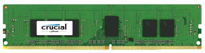 Оперативная память Crucial CT4G4WFS8213, 4Gb (DDR4 UDIMM, 2133MHz, CL15)