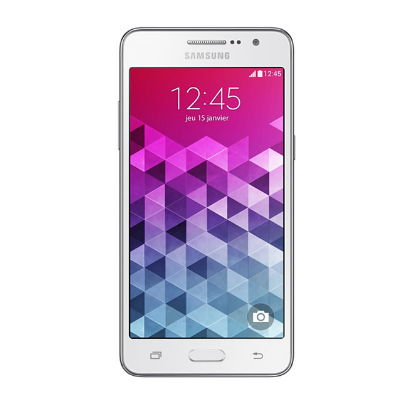 Samsung Galaxy J2 Prime SM-G532F, Silver - (Android; GSM 900/1800/1900, 3G, 4G LTE; SIM-карт 2 (Micro SIM); 1400 МГц; RAM 1.50 Гб; ROM 8 Гб; 2600 мАч; 8 млн пикс., светодиодная вспышка; есть, 5 млн пикс.; датчики - приближения)