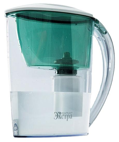 Фильтр для очистки воды Барьер-Экстра, green К42497
