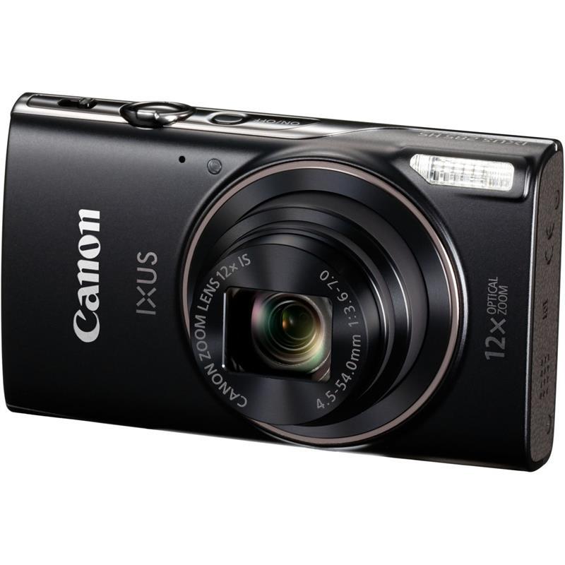 Фотоаппарат Canon IXUS 285 HS, black 1076C001