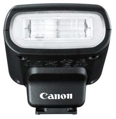 Вспышка Canon Speedlite 90EX, black 6825B003