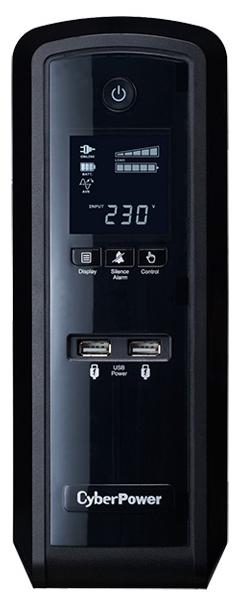 ИБП CyberPower CP1300EPFCLCD (1300VA/780W), black