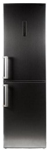 Sharp SJ-B336ZR-SL - (холодильник, 315 л (клим.класс SN, T), компрессоров 1, камер 2, дверей 2. Хол-ник 221 л (разм. No Frost). Мор-ник 94 л (разм. No Frost). ШГВ 60x65x200 см. Дисплей есть. Управление электронное. Энергопотр-е класс A+ (309 кВтч/год). серебристый / пластик/металл)