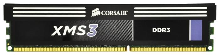 Оперативная память Corsair CMX8GX3M1A1600C11, DDR3 8Gb 1600MHz