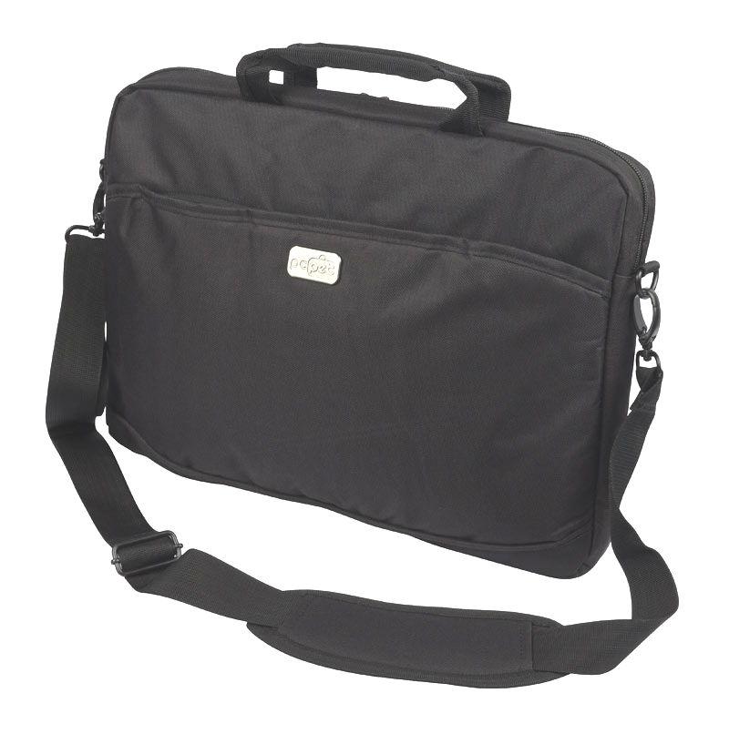 """PC PET PCP-A1315, Black - сумка; для устройства с экраном 16""""; материал синтетический (нейлон) • Отделение-органайзер - есть. Внешние"""
