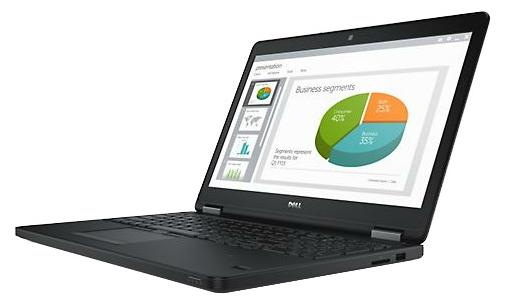 Dell Latitude E5550-7843, Black - (Intel Core i5 5200U / 2.20 - 2.70 МГц. Экран 15.6 дюймов, 1366x768, широкоформатный. ОЗУ 4 Гб DDR3L 1600 МГц. Накопители HDD 500 Гб; DVD нет. GPU Intel HD Graphics 4400. ОС Linux)