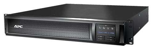 APC Smart-UPS X 1500VA Rack/Tower LCD 230V with Network Card - интерактивный; 1500 ВА / 1200 Вт; вход 160 - 285 В; розеток 8 (из них
