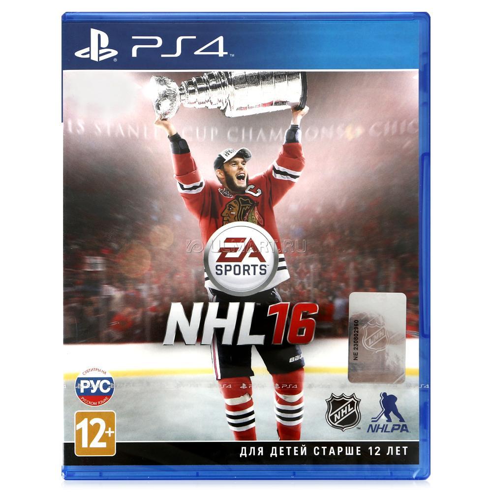 Игра NHL 16 PS4