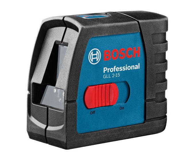 Нивелир Bosch GLL 2-15 Professional [0.601.063.701] 601063701