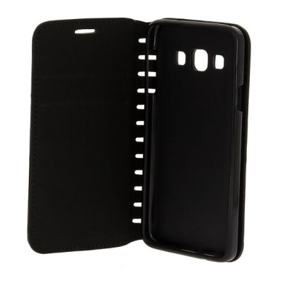 Book Case New для Samsung Galaxy J7 (2016) black