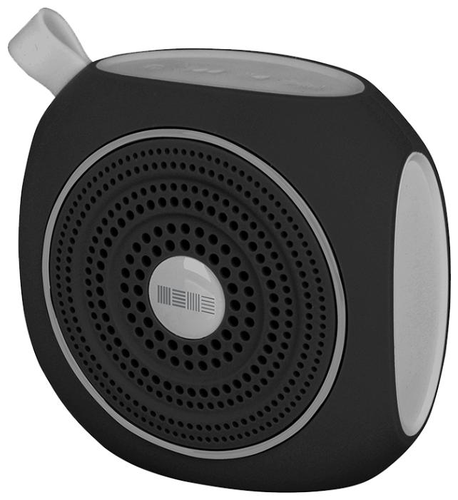 InterStep SBS-110, Grey - моно; 70 - 20000 Гц; мощность 3 Вт; питание - от батарей, от USB; эл.питания - свой собственный IS-LS-SBS110GRE-00