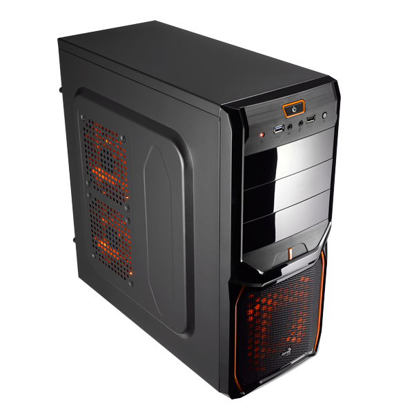 ������ ��� ���������� Aerocool V3X Advance Evil Black Edition, 600��