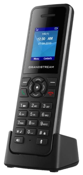 VoIP-телефон Grandstream DP720, USB, 4 линии, есть определитель номера, время работы в режиме разговора 20 ч