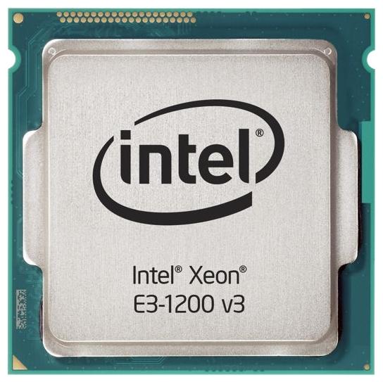 Процессор Intel Xeon E3-1220V3 Haswell (3100MHz, LGA1150, L3 8192Kb), OEM