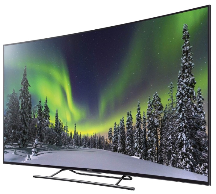 """Sony KD-55S8505C - (55"""" (140 см); 3840x2160; 800 Гц • AV x2, аудио x2, компонентный, SCART, HDMI x4, MHL, USB x3, Ethernet (RJ-45), Bluetooth, Wi-Fi • поддержка 3D есть, затворная технология, конвертация 2D в 3D; DVB-T DVB-T MPEG4; DVB-T2 есть; DVB-S есть; DVB-S2 есть; DLNA есть; TimeShift есть; Smart TV есть)"""