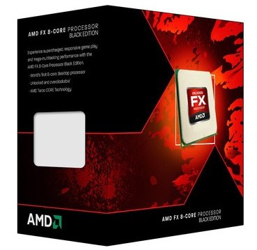 ��������� AMD FX-8320 Vishera (AM3+, L3 8192Kb) FD8320FRHKBOX