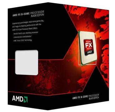 Процессор AMD FX-8320 Vishera (AM3+, L3 8192Kb) FD8320FRHKBOX
