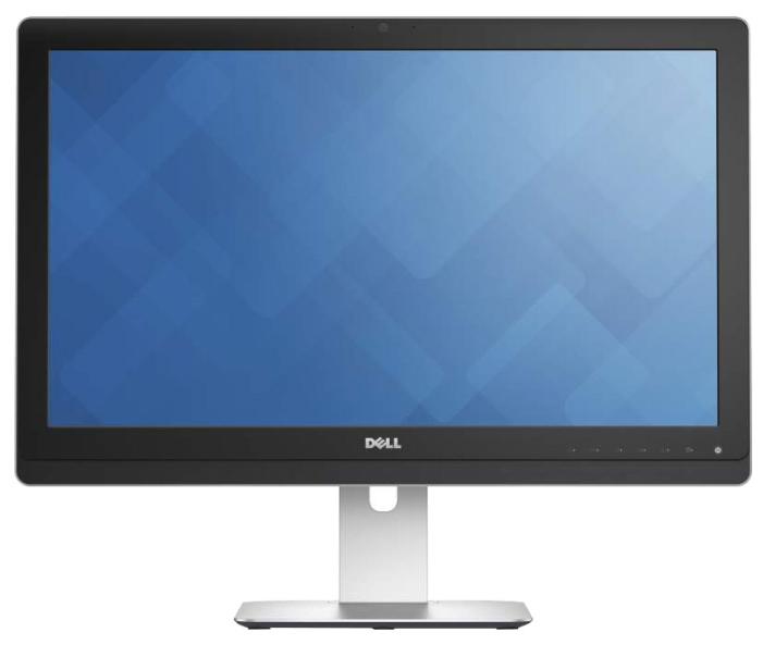 "Dell UZ2315H Black - (23"", TFT IPS, WLED, 1920x1080 (16:9), 300 кд/м2, 1000:1, 8000000:1, 8 мс, 16.7 млн. цветов, стереоколонки (2x3 Вт), микрофон, HDMI x2, DisplayPort, VGA (D-Sub))"