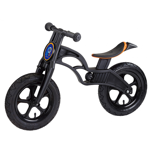 Беговел Pop Bike Flash black