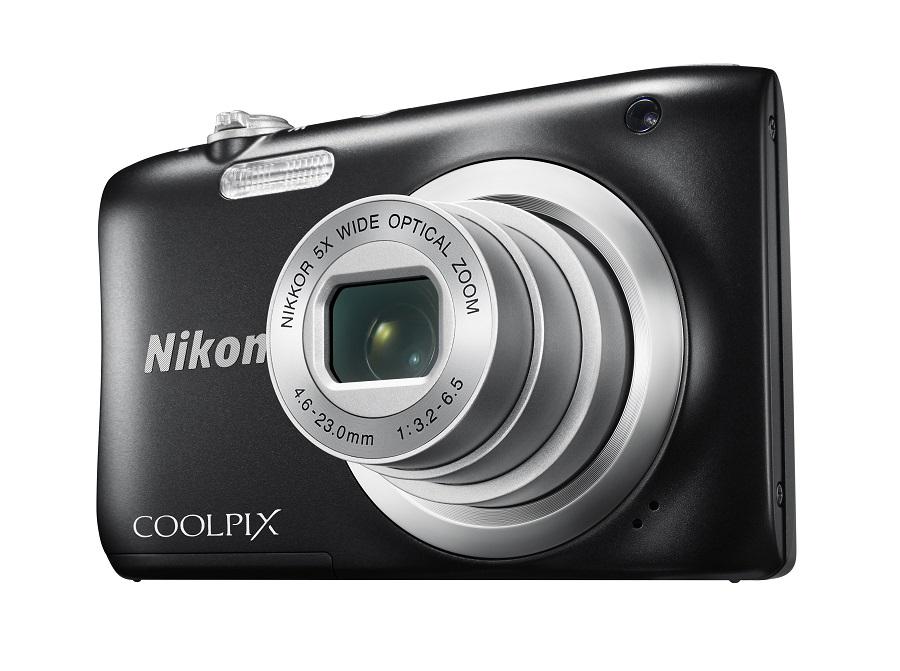 ����������� Nikon Coolpix A100, black VNA971E1