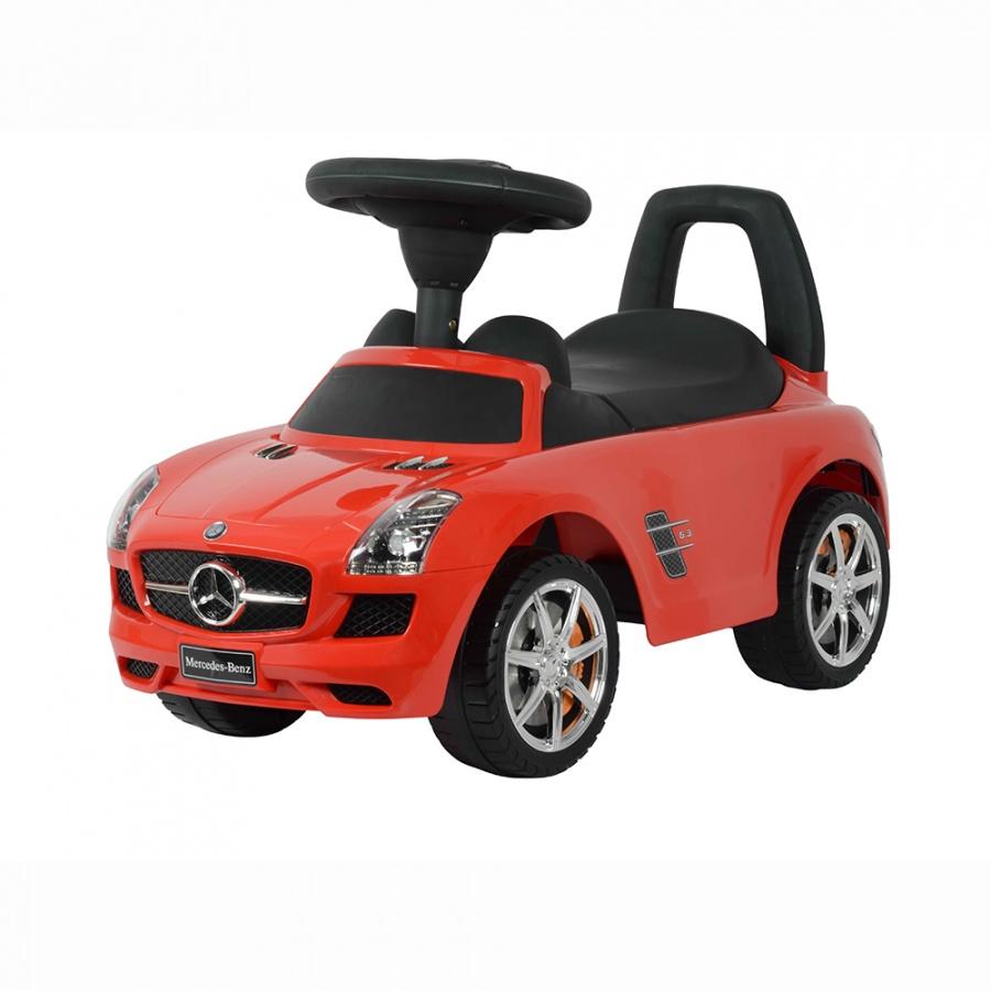 Chi lok bo машинка Mercedes red