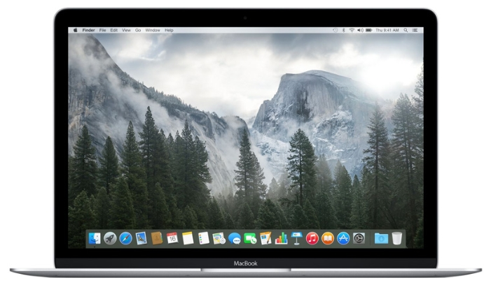 Apple MacBook Early 2015 (Z0RX0002J), Silver - (Core M 1200 МГц. Экран 12 дюймов, 2304x1440, широкоформатный TFT IPS. ОЗУ 8 Гб LPDDR3 1600 МГц. Накопители SSD 512 Гб; DVD нет. GPU Intel HD Graphics 5300. ОС MacOS X)