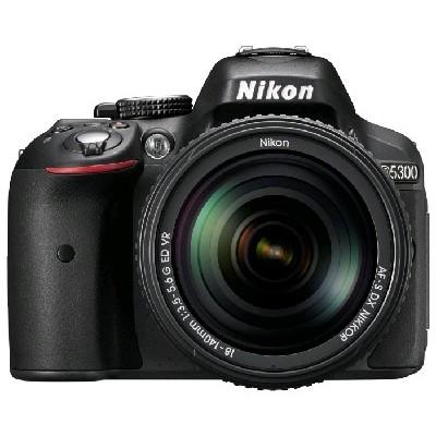 Фотоаппарат Nikon D5300 Kit AF-S DX 18-105mm VR VBA370K004