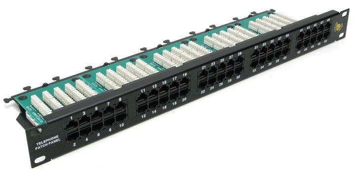 Аксессуар Exalan EX09-T25 (Коммутационная панель) EX09-T25