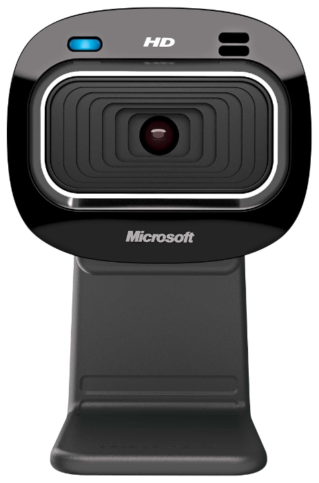 Веб-камера Microsoft LifeCam HD-3000 (T4H-00004)Black