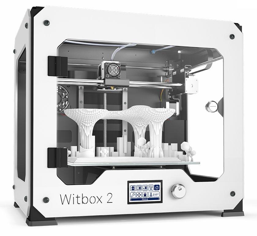 3D-принтер BQ WitBox 2 D000020