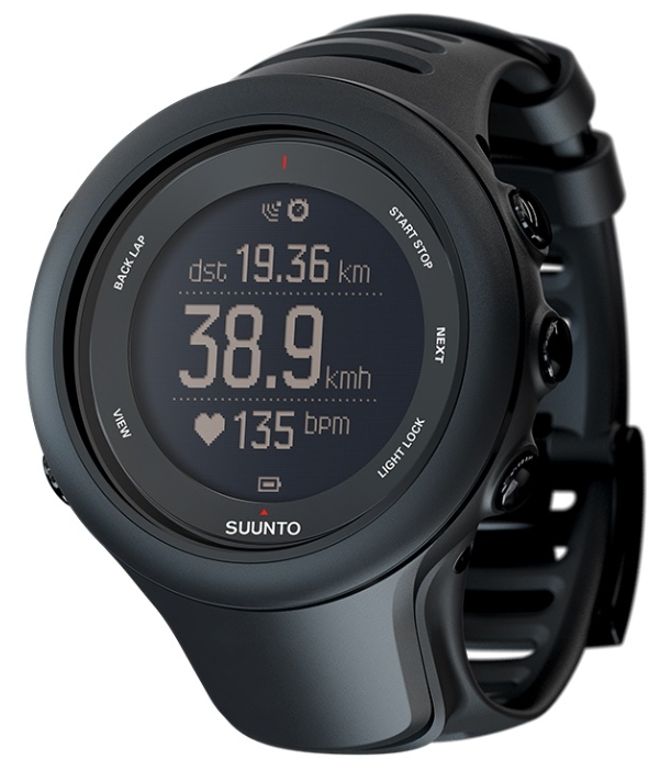 Смарт-часы Suunto Ambit3 Sport Black