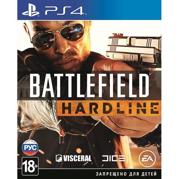 Игра Battlefield Hardline PS4