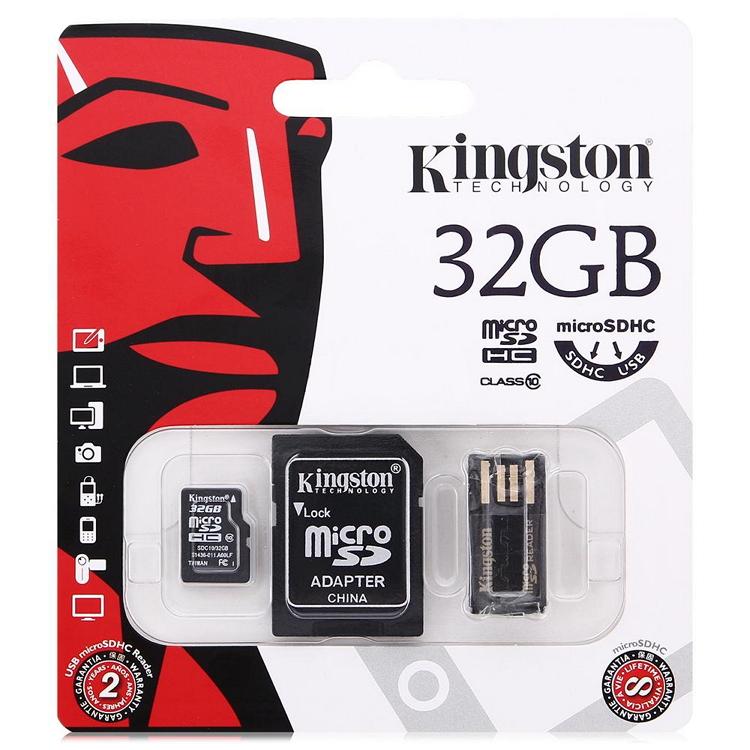 Kingston MBLY10G2/32GB Mobility Kit