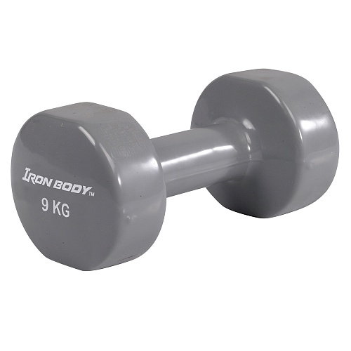 Iron Body 4779DP, 9 кг, dark grey