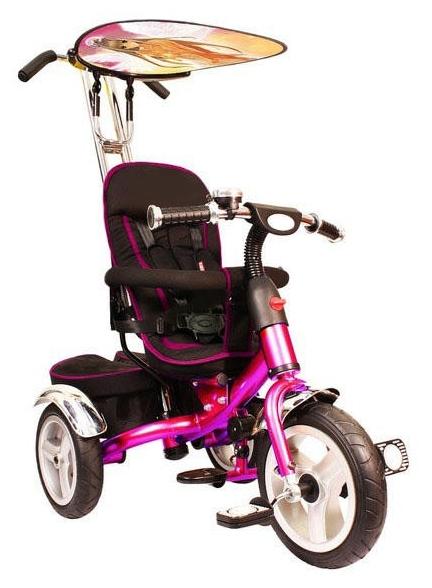 Велосипед трехколесный Liko Baby LB 778, pink