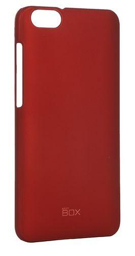 SkinBox Shield 4People для Huawei Honor 8, red