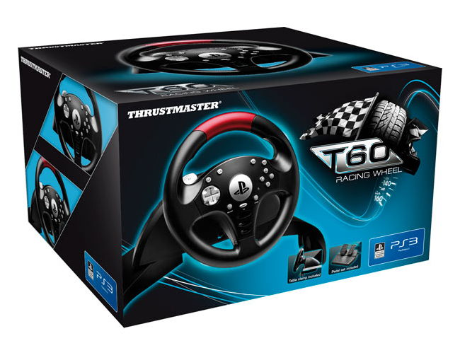 Руль Thrustmaster T60 Racing Wheel 4160588