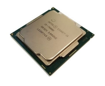 Процессор Intel Core i5-7600K Kaby Lake (3800MHz, LGA1151, L3 6144Kb), OEM CM8067702868219