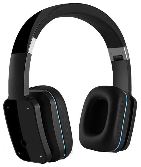 Crown CMBH-9300 Bluetooth Headphone, black